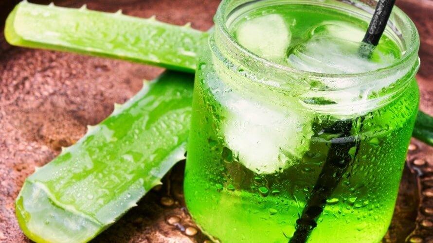 Aloe-vera-sok