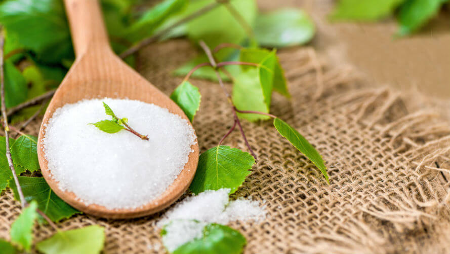 breza šećer ksilitol