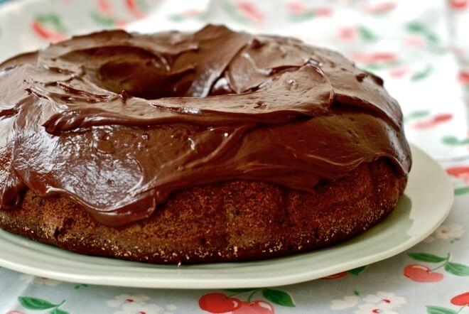 cokoladni kuglof