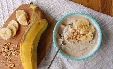 sladoled od banane i jogurta