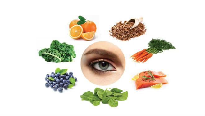 vitamini oči