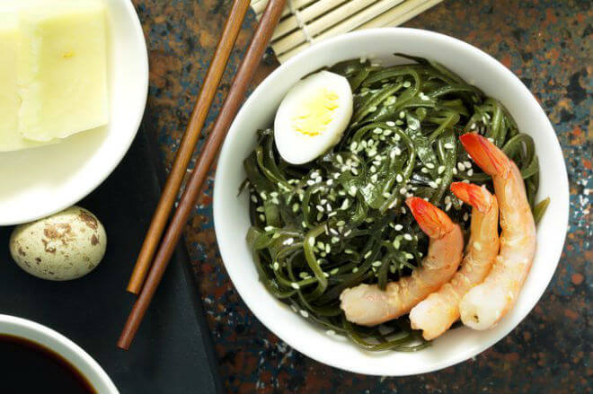 alge u prehrani