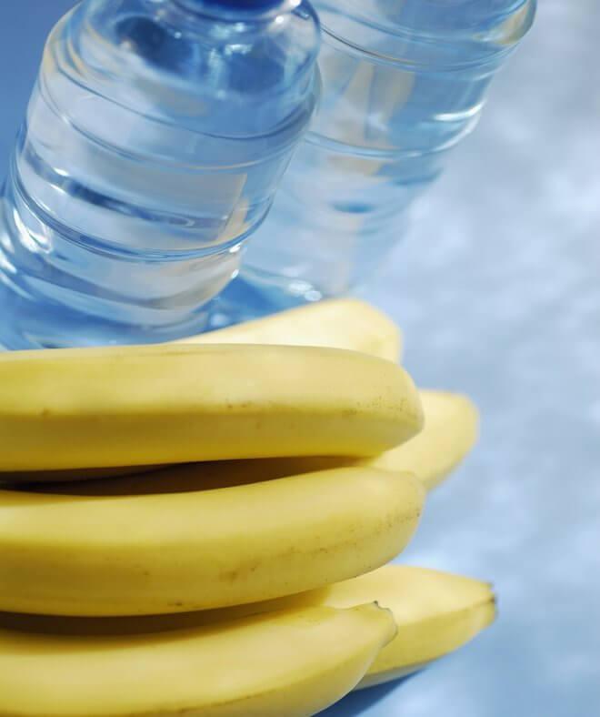 Banane i voda