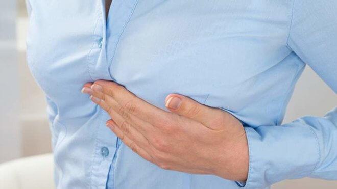 Bolne grudi nakon ovulacije