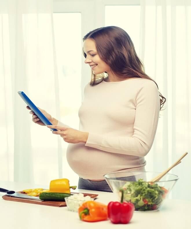 Hrana u trudnoći