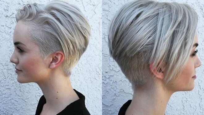 podrezana pixie frizura