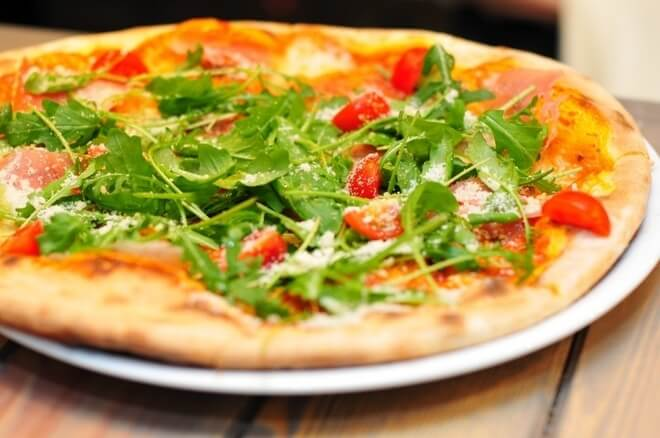 rikula na pizzi