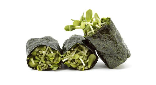 sushi alge
