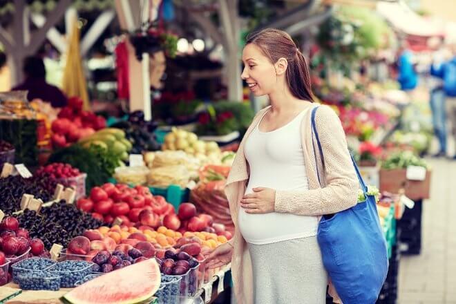 Zdrava prehrana u trudnoći