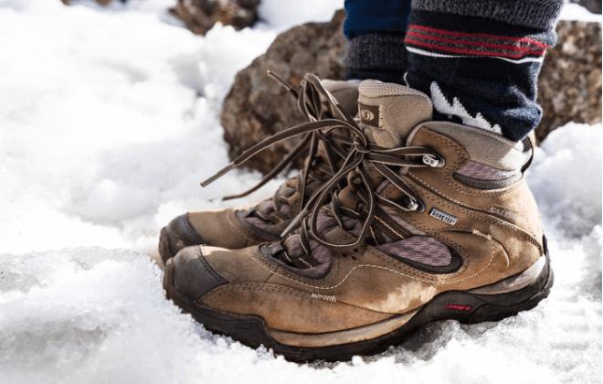 Pješačenje zimi - gojzerice