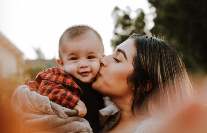 Kemig balzami mama i beba