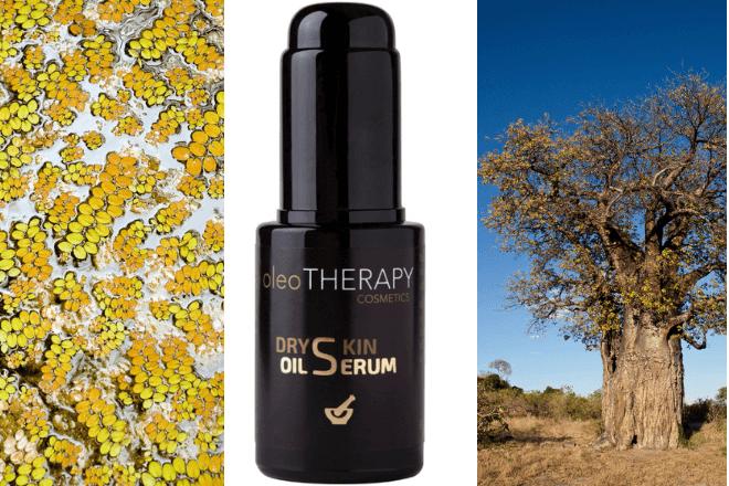 Kemig uljni serumi dry skin