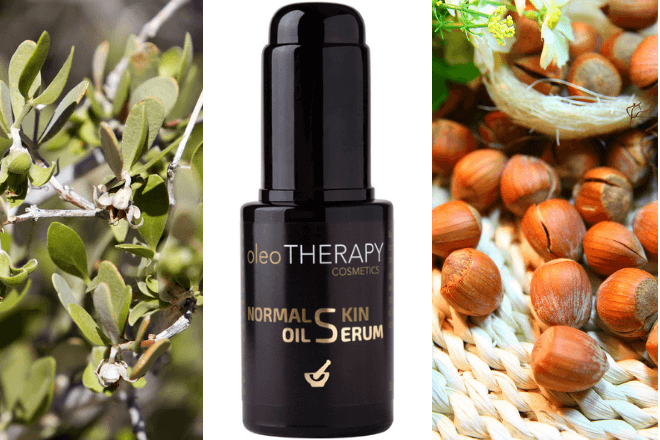 Kemig uljni serumi normal skin
