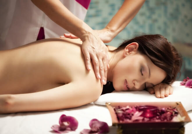 Zimska aromaterapija masaža