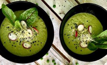 juha od graska brokula i tikvica
