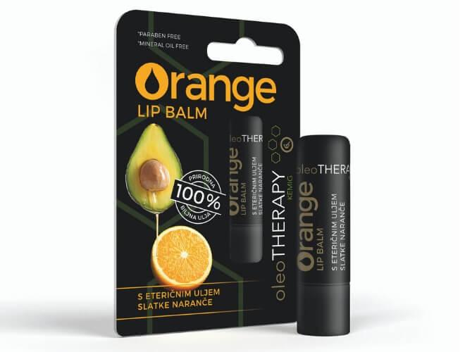 Oleotherapy Orange