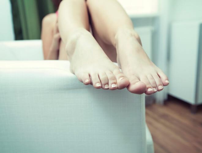 Infekcije noktiju na nogama