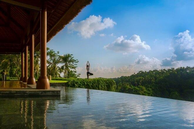 Bali - joga