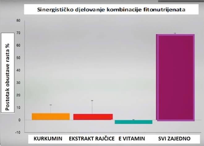 Kurkumin ekstrakt rajcice e vitamin