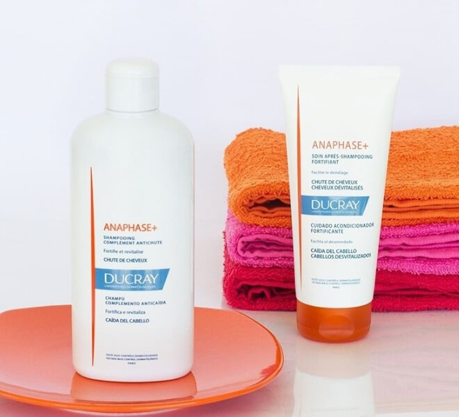 Ducray Anaphase šampon i balzam vizual