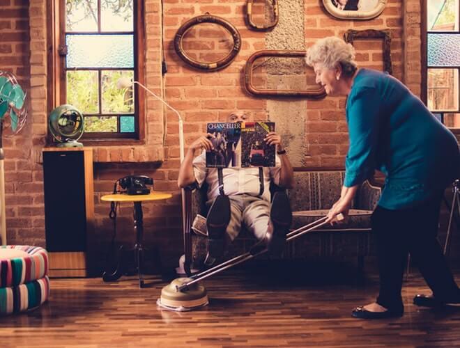 Obiteljsko čišćenje