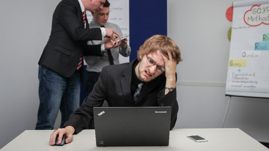 Burnout-sindrom