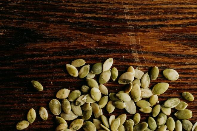Bundevine sjemenke