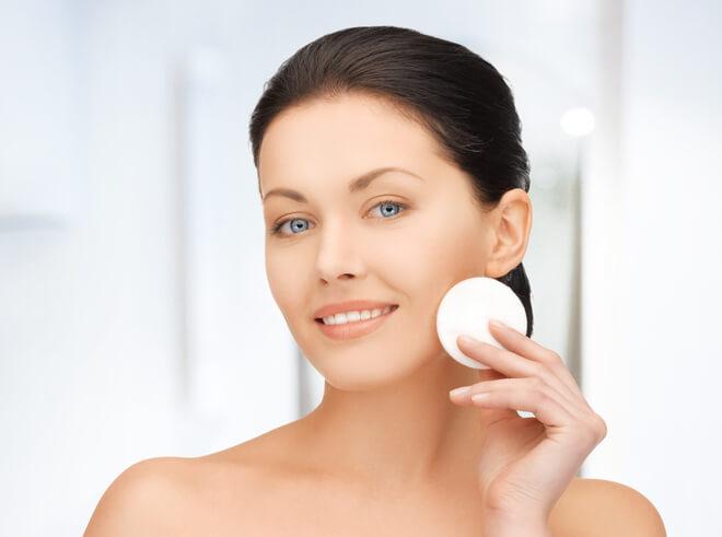 uklanjanje vodootporne šminke