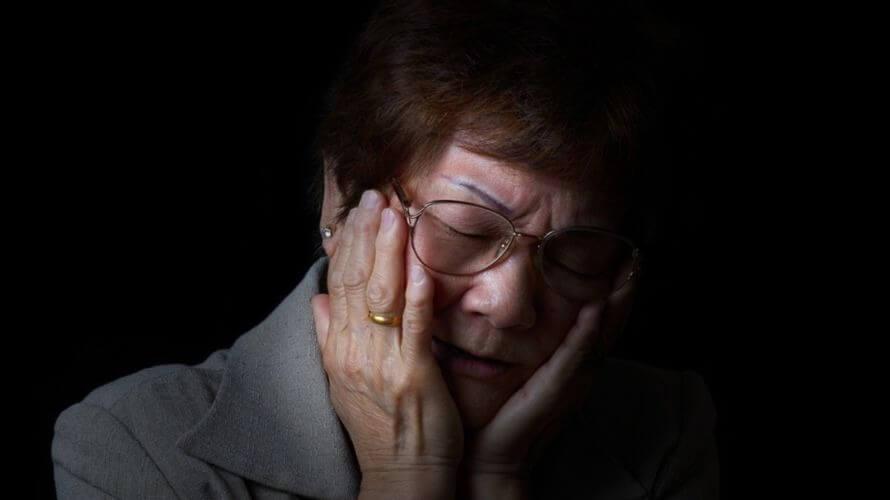 Staračka-depresija