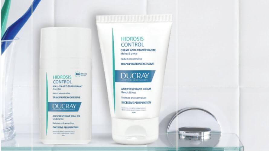 Prekomjerno znojenje Ducray nagradni natječaj
