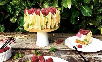 cheesecake od malina