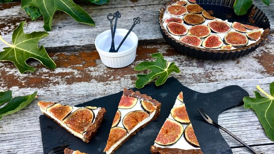 sirova torta od smokava