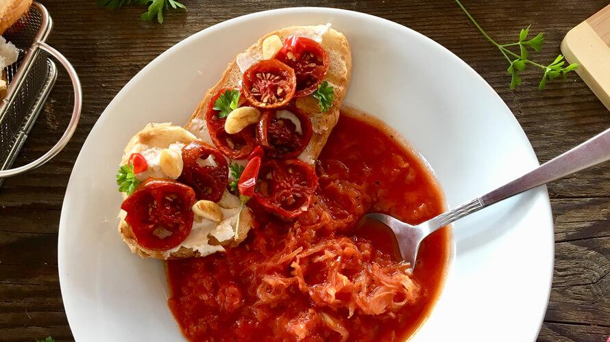 slatki kupus s paradajzom