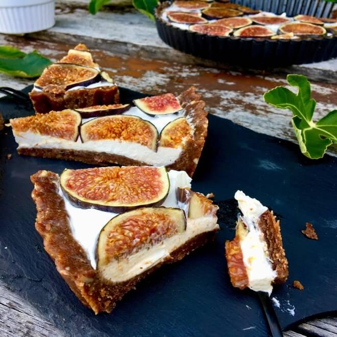 veganska torta od smokava