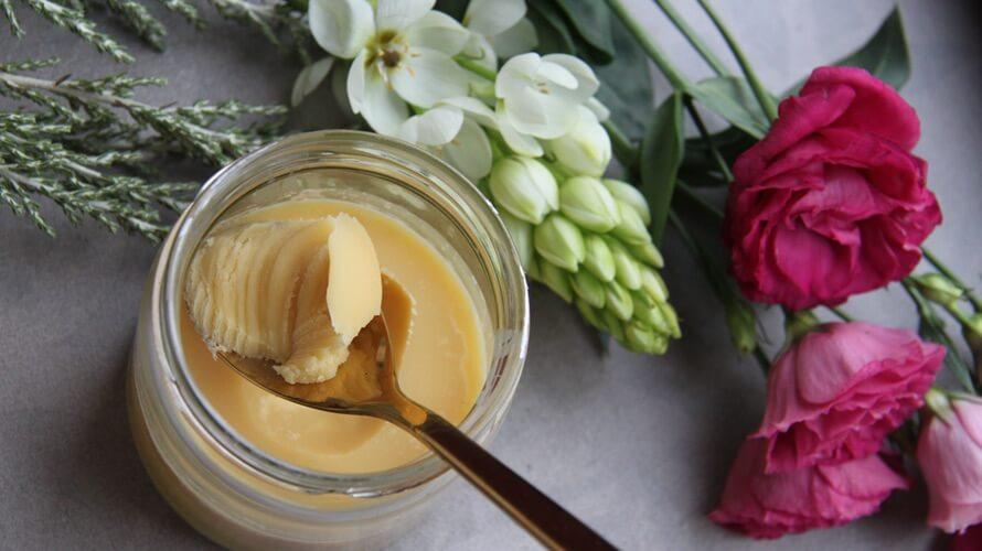 Ghee - pročišćeni maslac