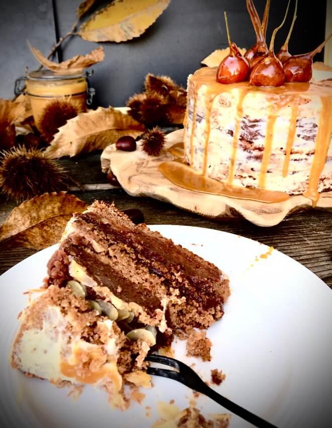 Kriška torte od kestena