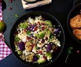 Salata s cvjetačom i bulgurom