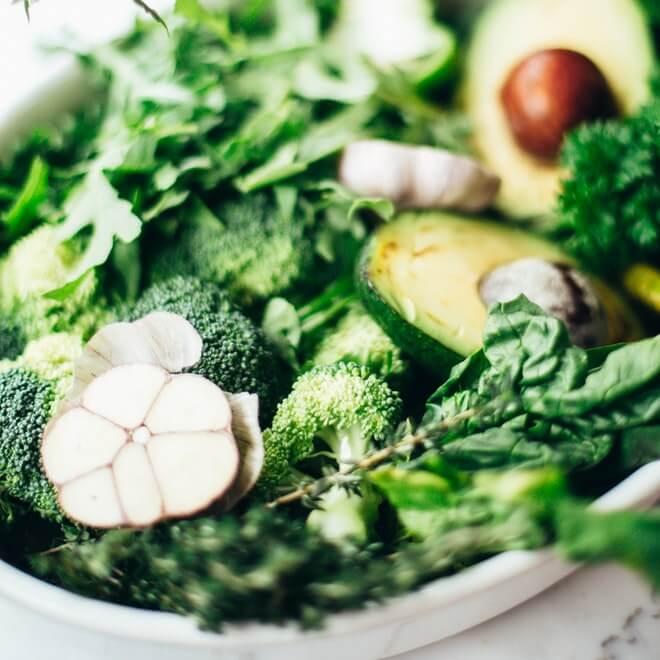 Tamnozeleno povrće
