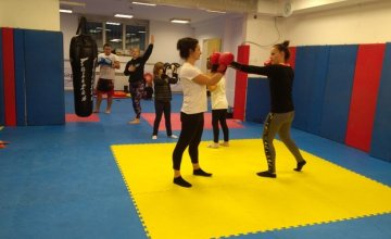 Aktivna mama - kickboxing
