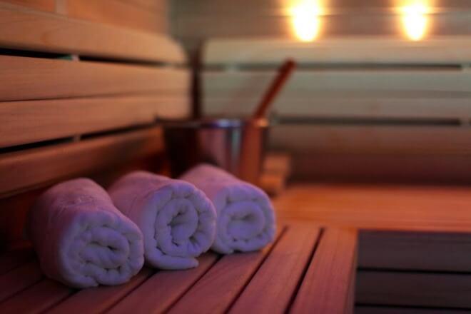 aristos sauna