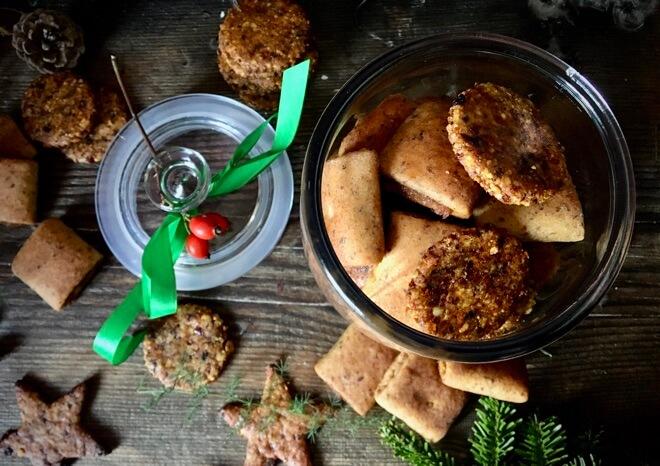 Božićni suhi kolači