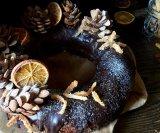 Čokoladni vijenac s arancinima i ceserima