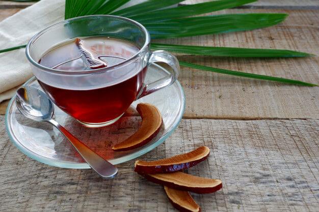 Reishi čaj