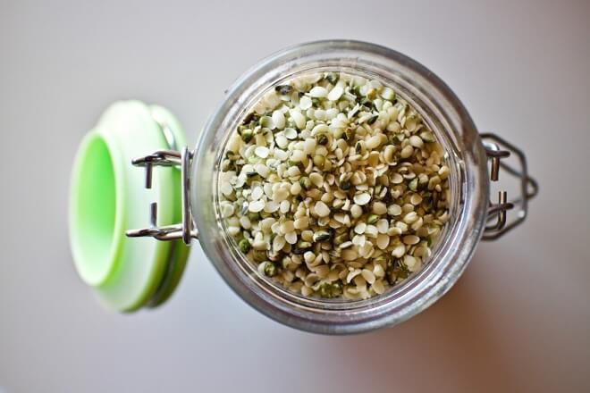 Sjemenke konoplje - omega 3