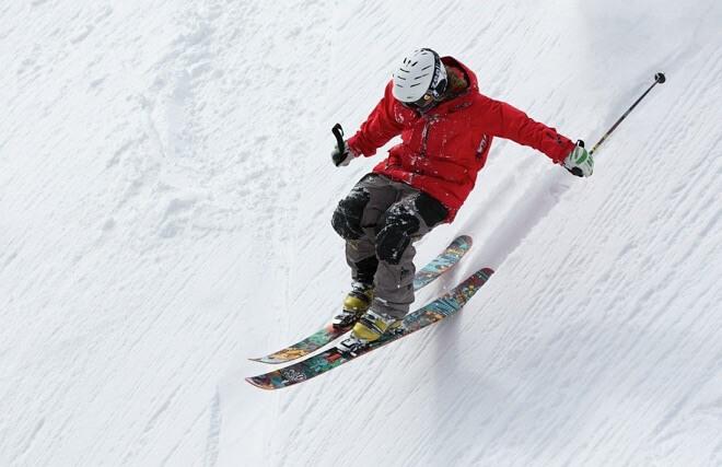 skijanje - ozebline