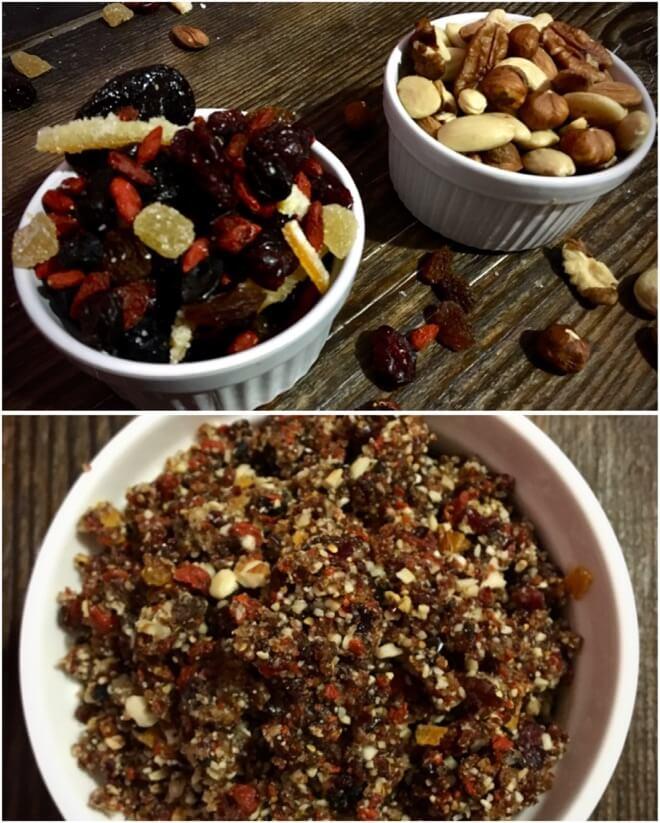 Suho voće i orašasti plodovi