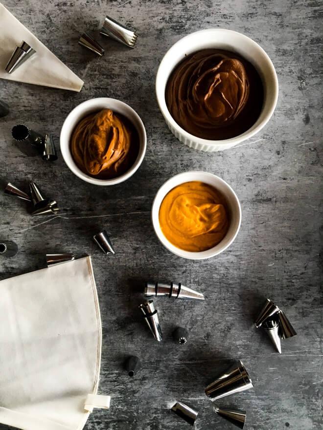 Krema za kolač od bundeve i naranče