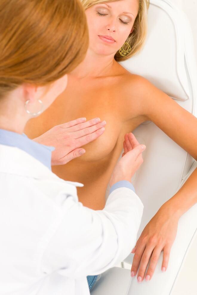 Pregled dojke