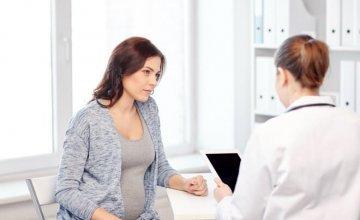 Žena kod ginekologa