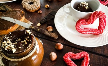 Batela - namaz od čokolade